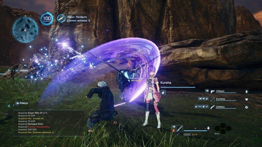 Sword Art Online: Fatal Bullet - Dissonance of the Nexus Xbox