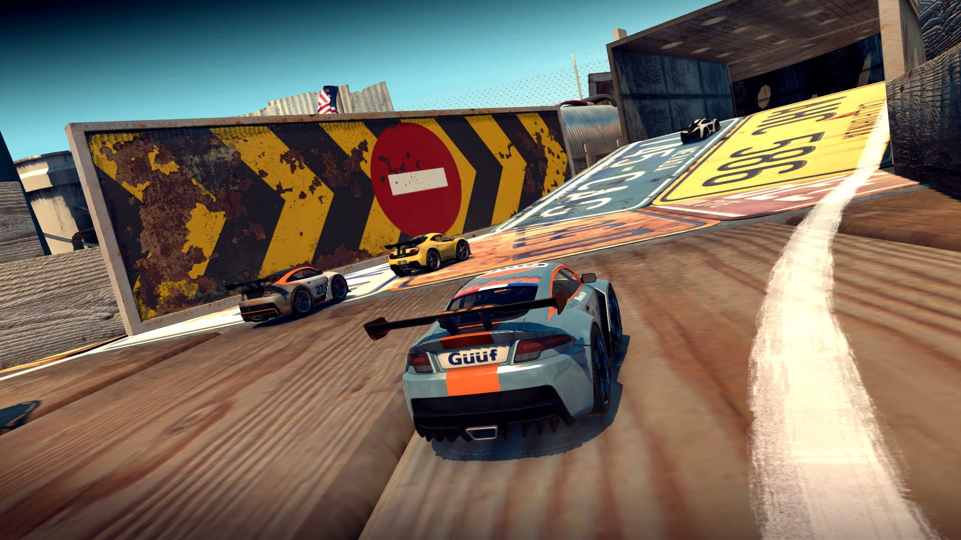 Table Top Racing : World Tour - Image n°6