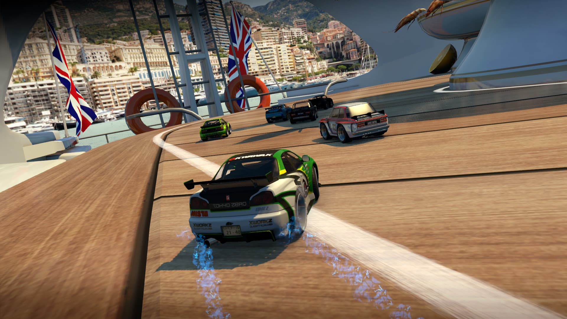 Xbox One Table Top Racing : World Tour