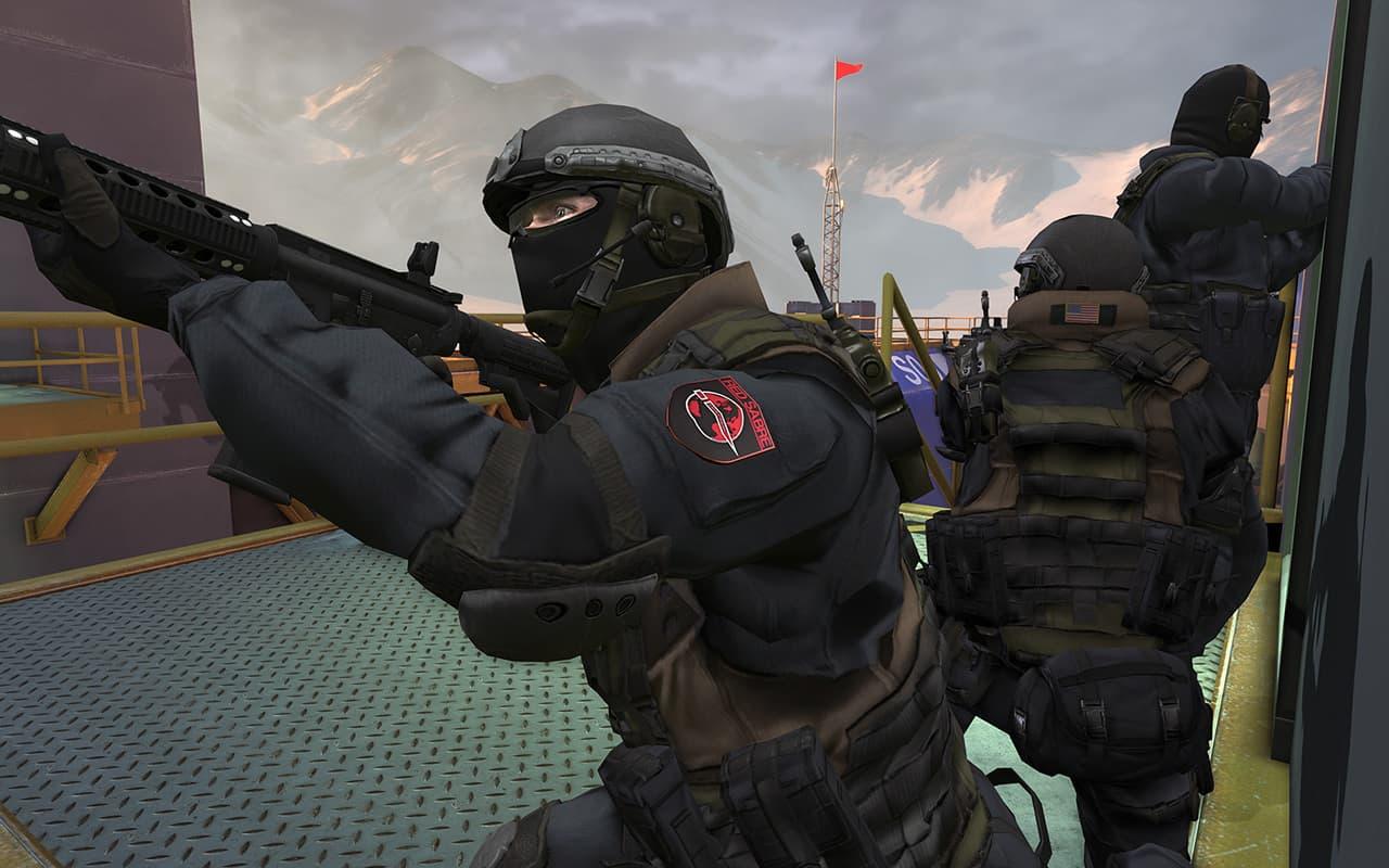 Xbox 360 Takedown: Red Sabre