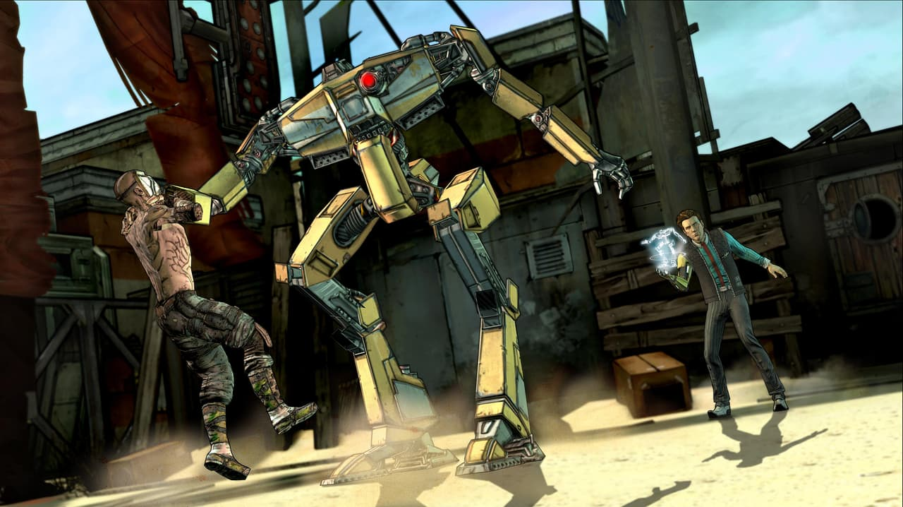 Tales from the Borderlands - Image n°7