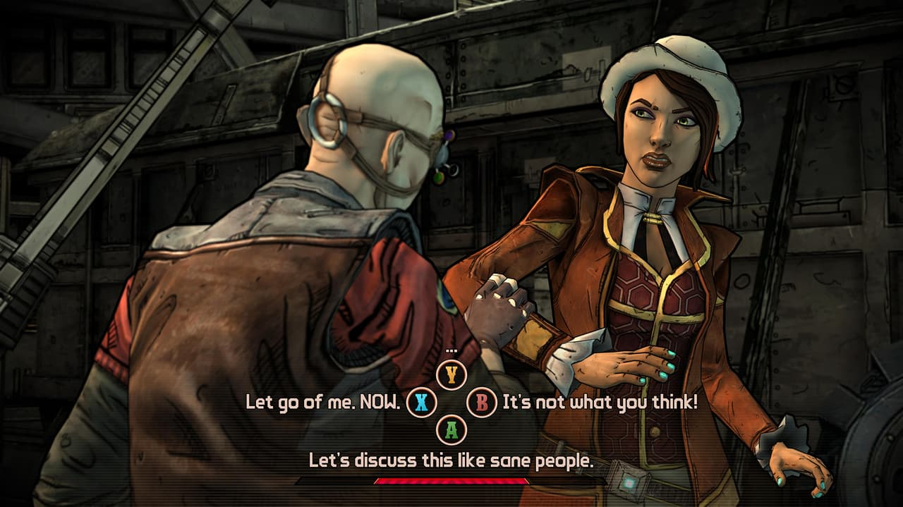 Tales from the Borderlands - Image n°8