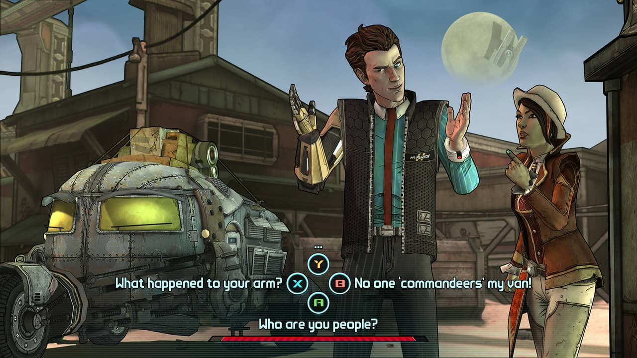 Tales from the Borderlands - Image n°6