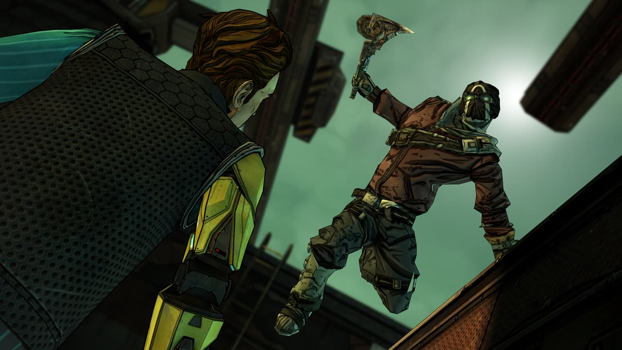 Xbox One Tales from the Borderlands