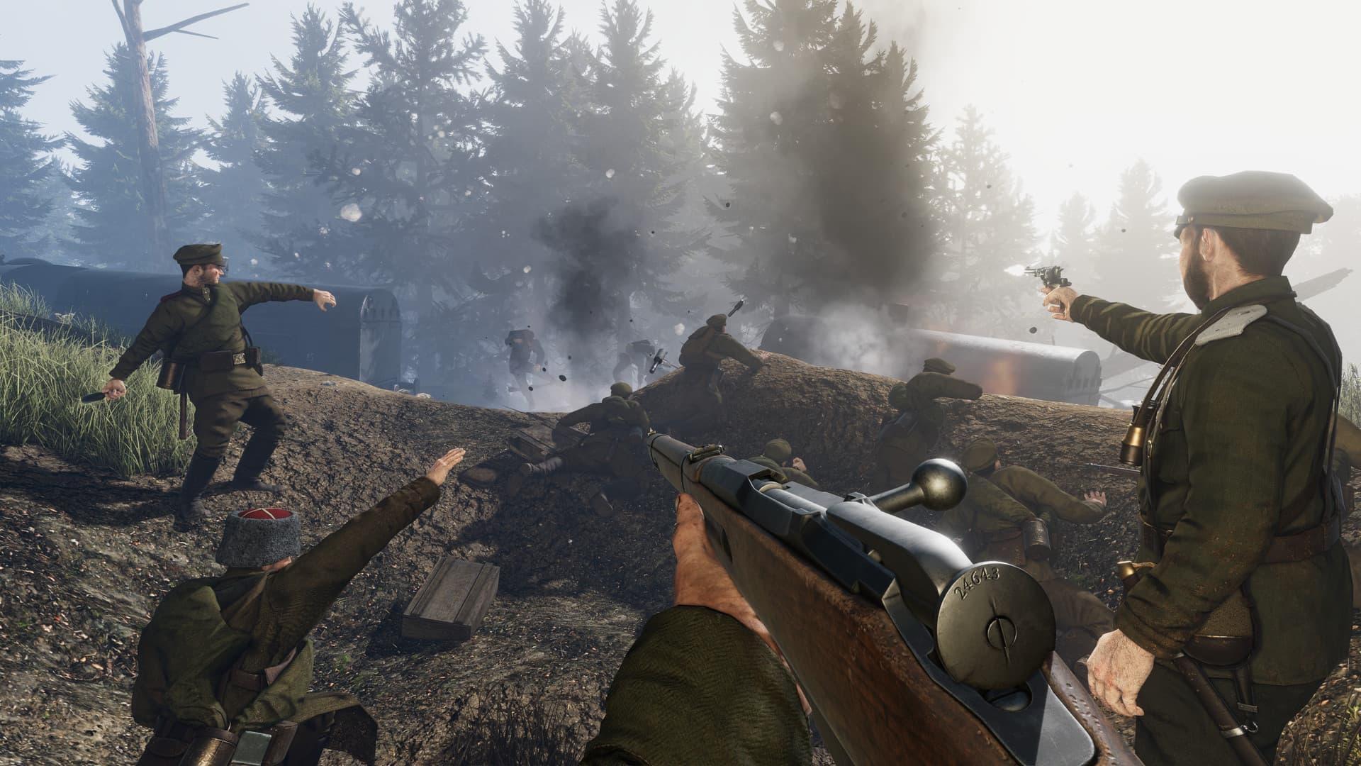 Tannenberg Xbox One