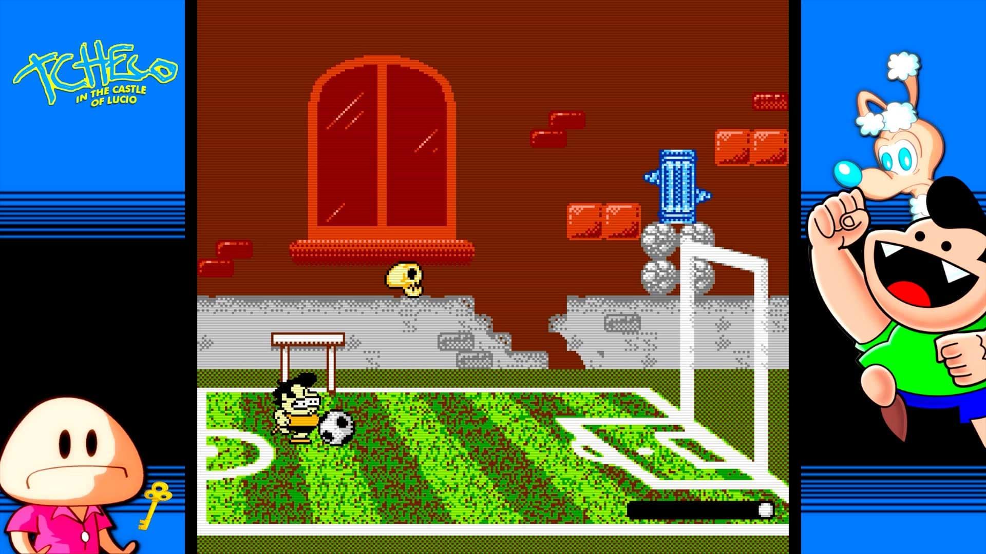 Tcheco in the Castle of Lucio Xbox
