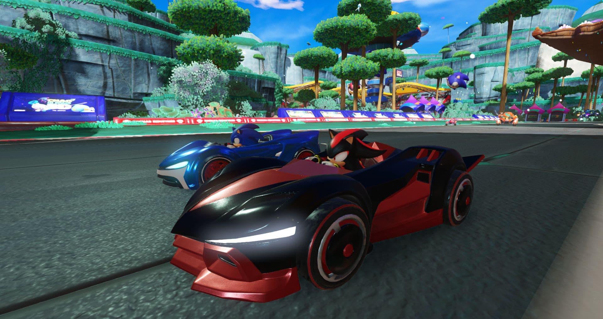 Team Sonic Racing - Image n°6