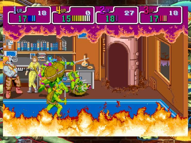 Teenage Mutant Ninja Turtles: 1989 Classic Arcade - Image n°8