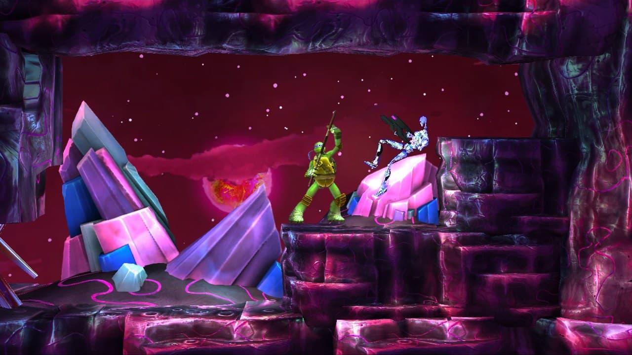 Teenage Mutant Ninja Turtles: Danger of the Ooze Xbox