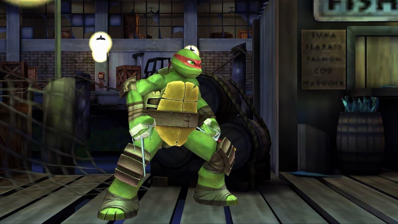 Teenage Mutant Ninja Turtles: Danger of the Ooze Xbox 360