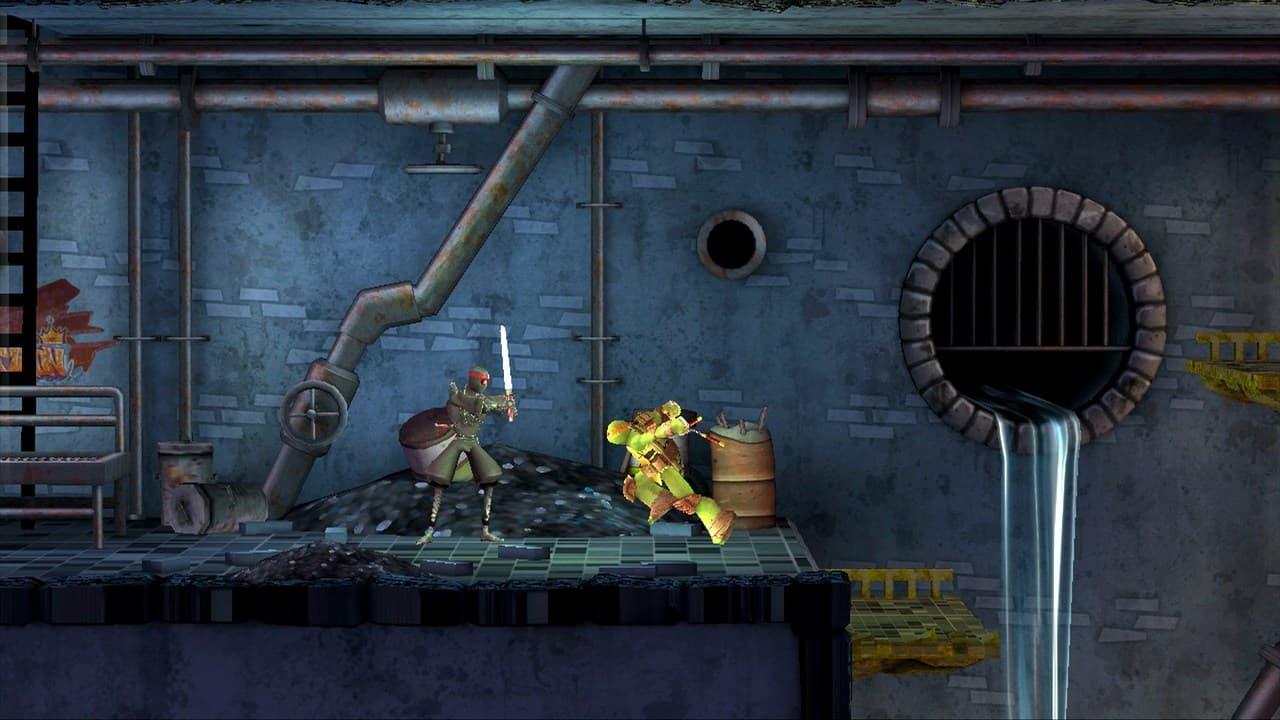 Xbox 360 Teenage Mutant Ninja Turtles: Danger of the Ooze
