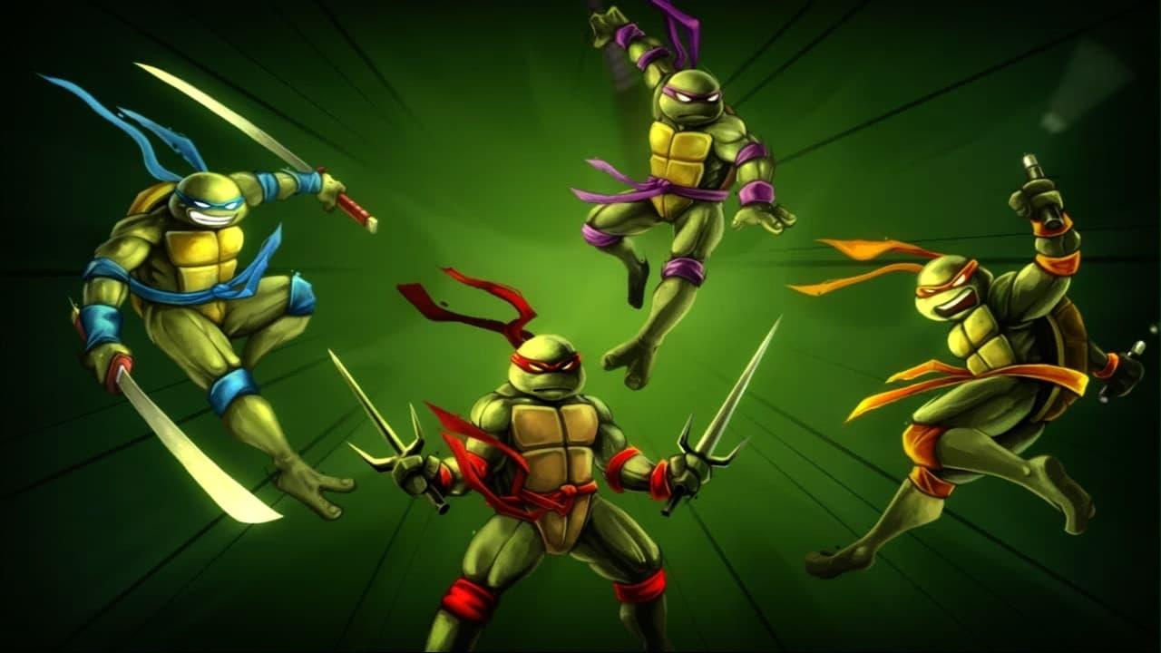 Xbox 360 Teenage Mutant Ninja Turtles: Turtles In Time Re-Shelled