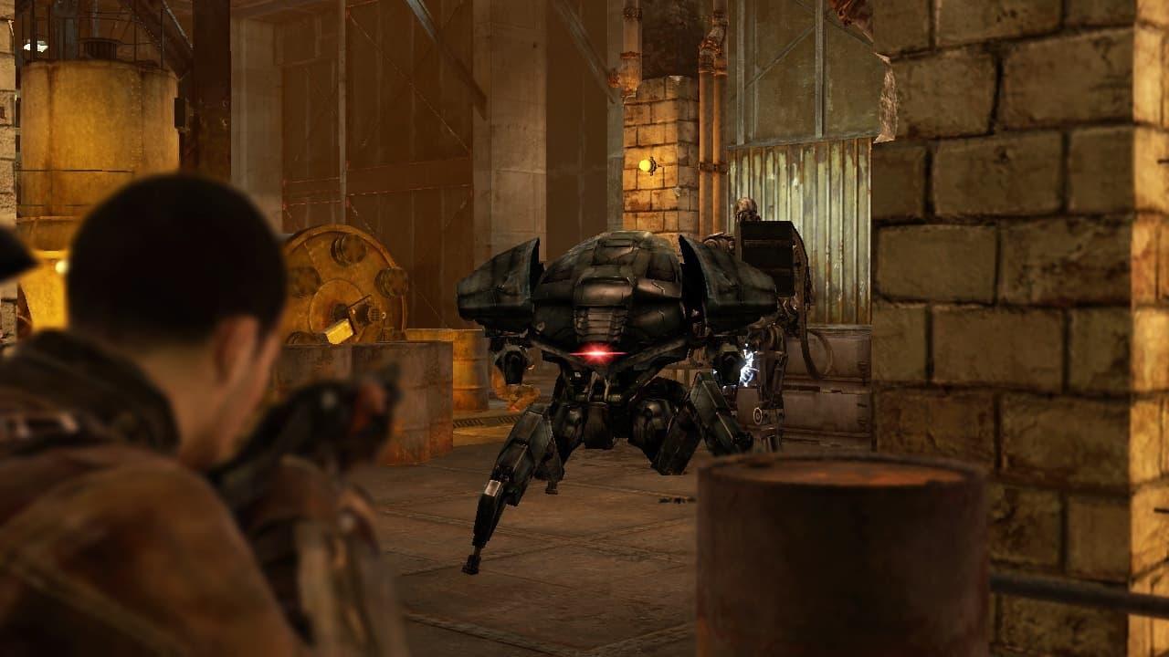 Terminator Renaissance Xbox 360