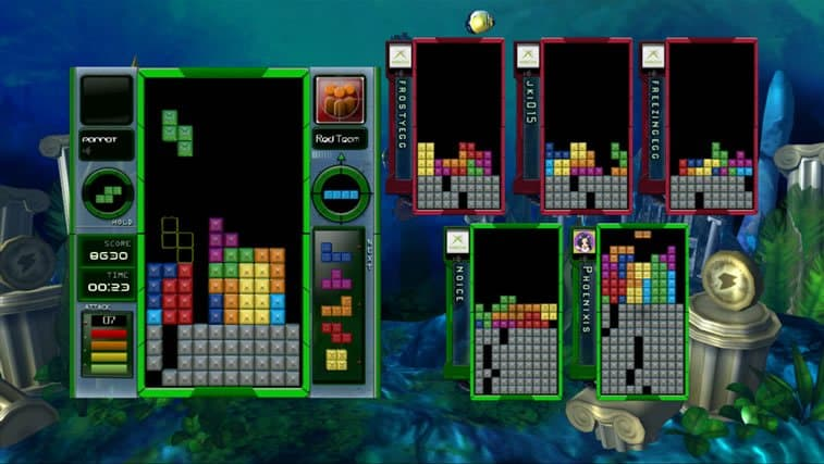 Tetris Splash Xbox 360