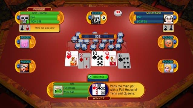 Texas holdem poker jeu.fr