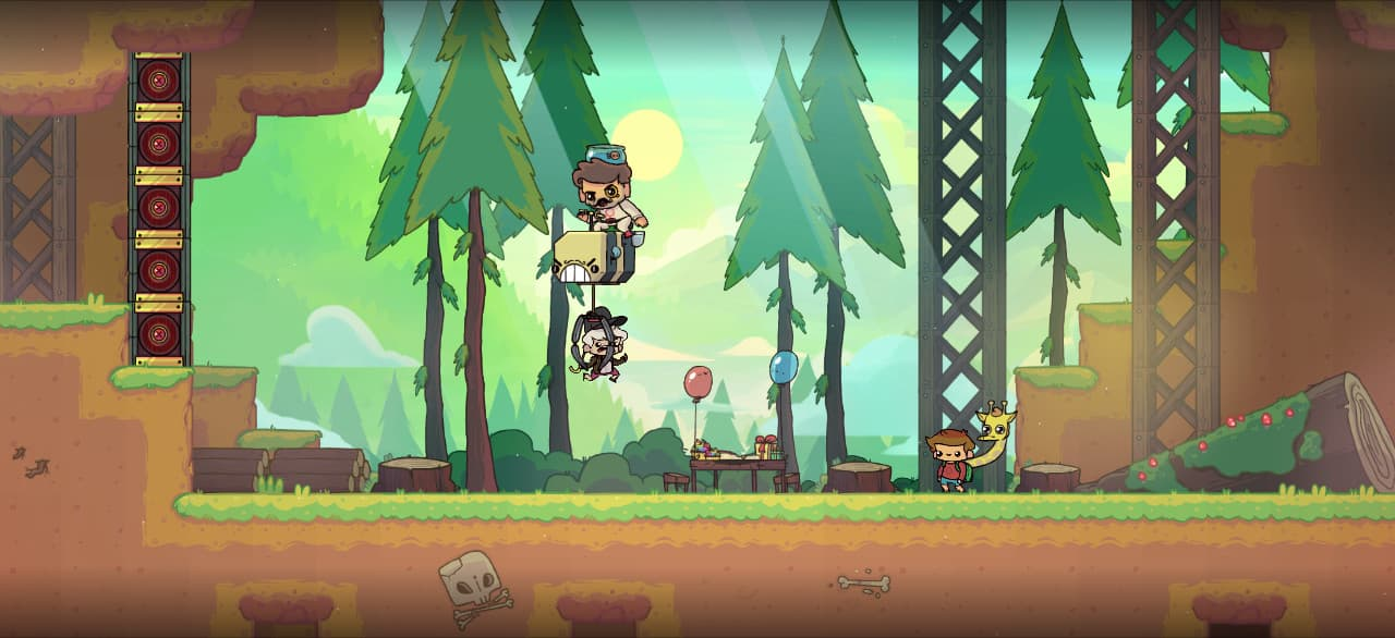 Xbox One The Adventure Pals