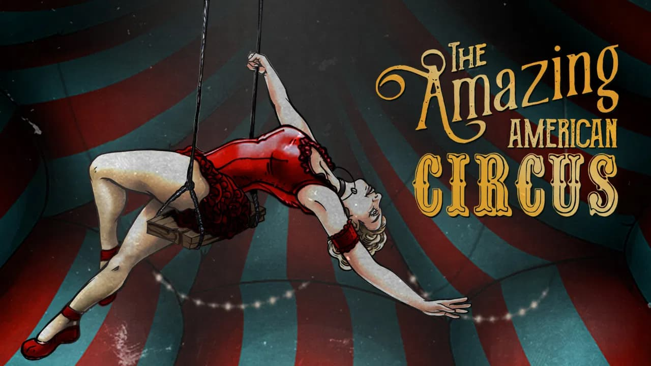 The Amazing American Circus Xbox