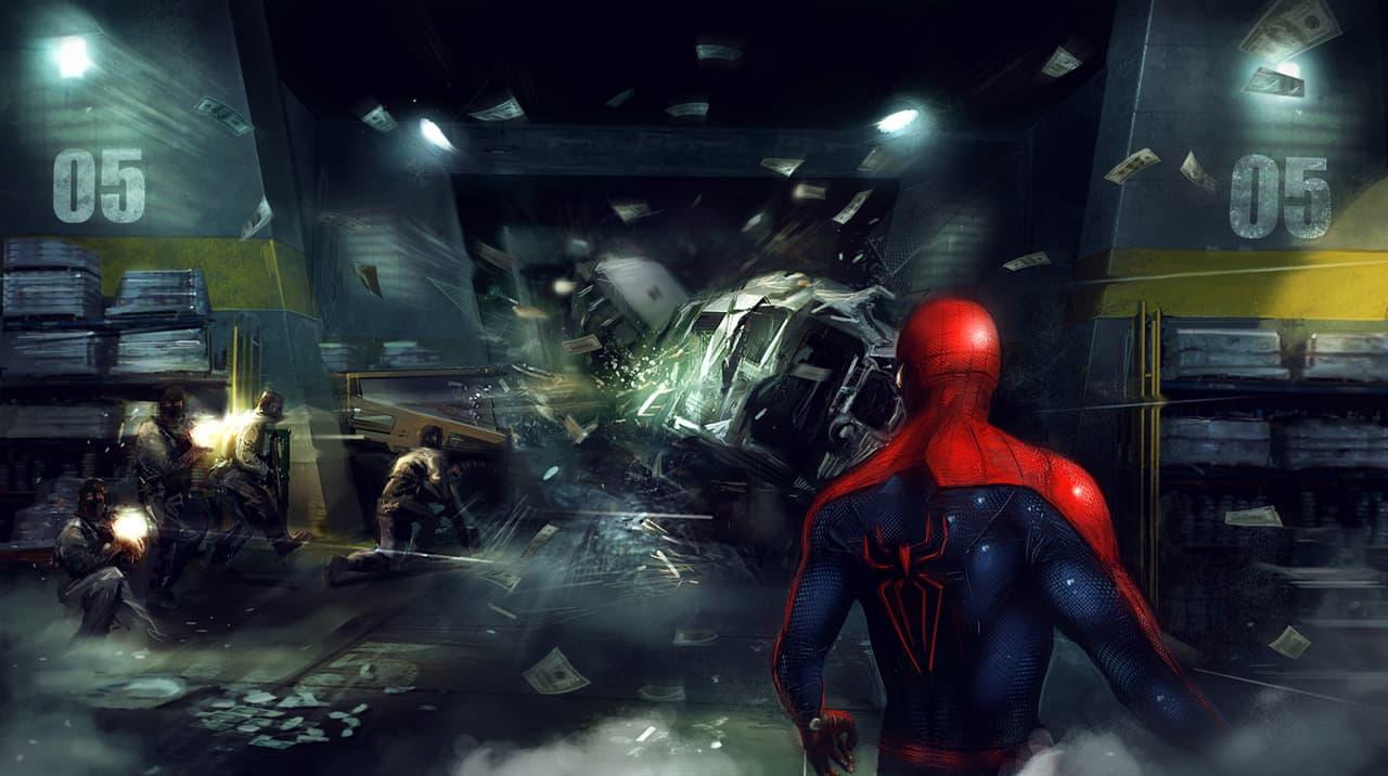 Xbox 360 The Amazing Spider-Man