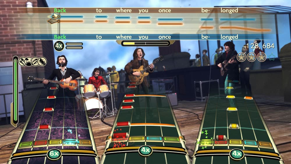The Beatles Rock Band - Image n°8