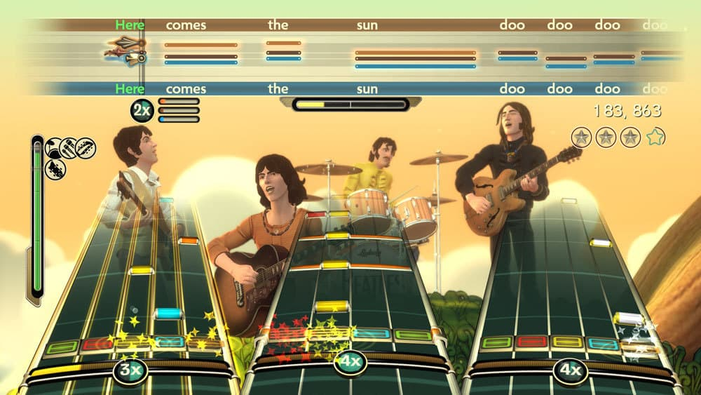 The Beatles Rock Band - Image n°7