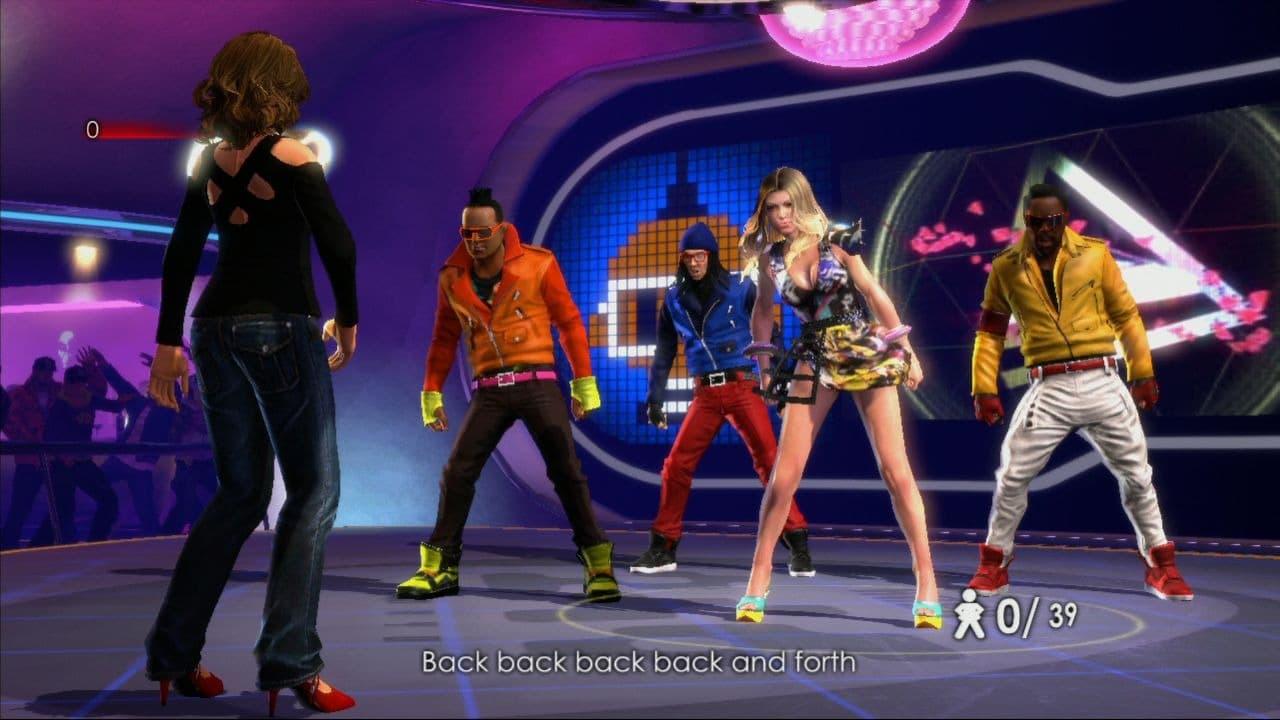The Black Eyed Peas Experience Xbox