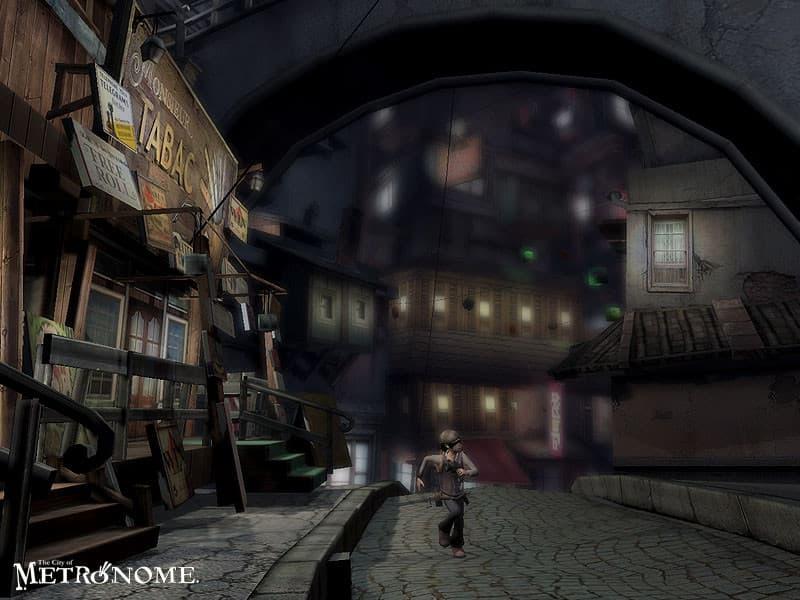 The City of Metronome