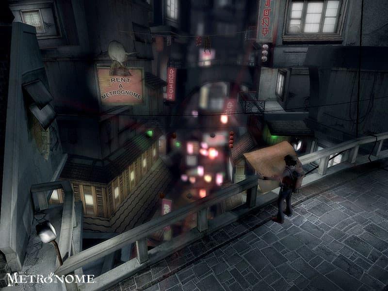 The City of Metronome Xbox 360