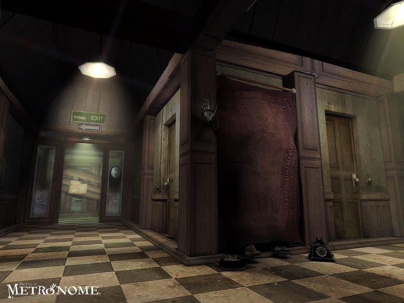 Xbox 360 The City of Metronome