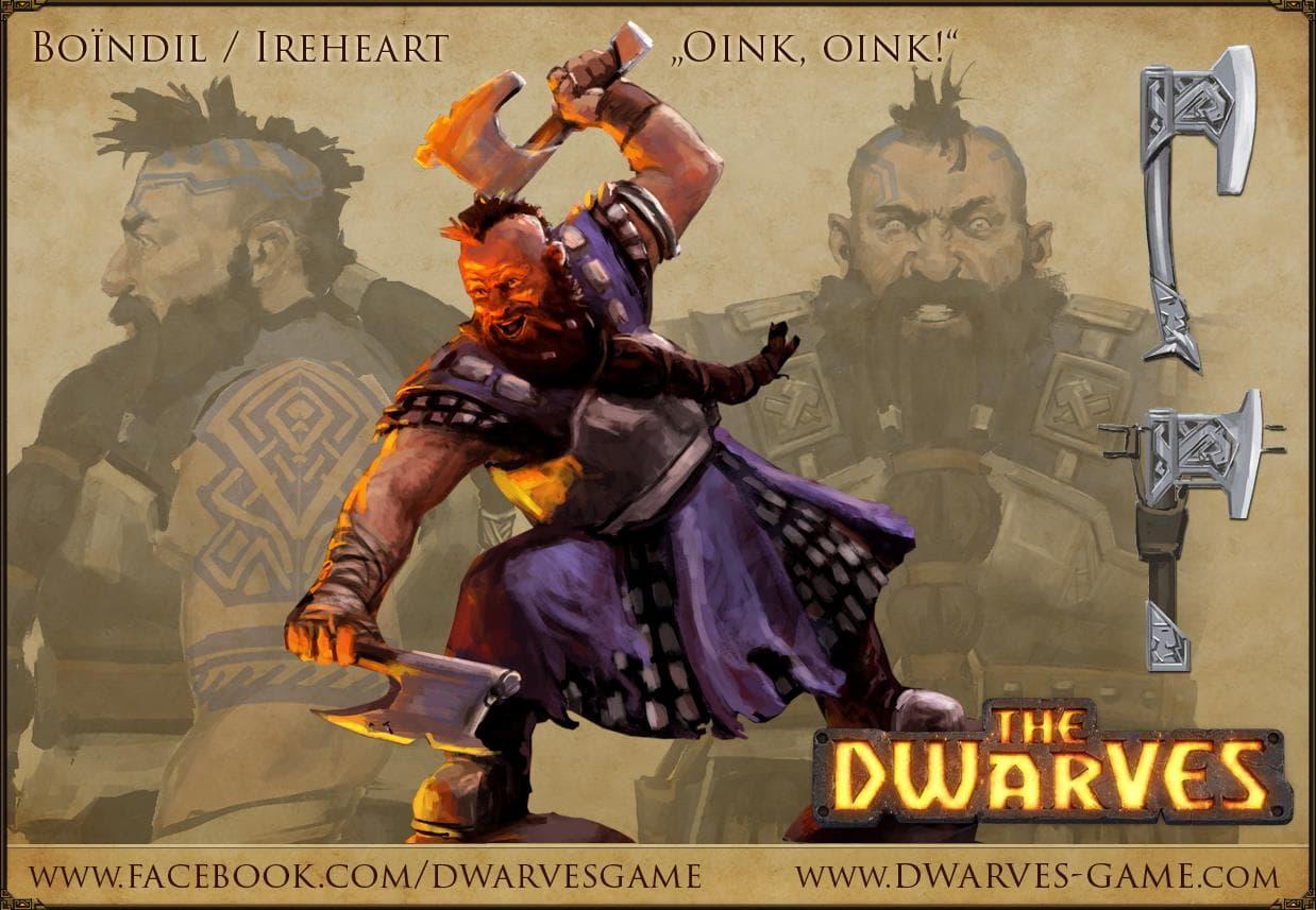 Xbox One The Dwarves