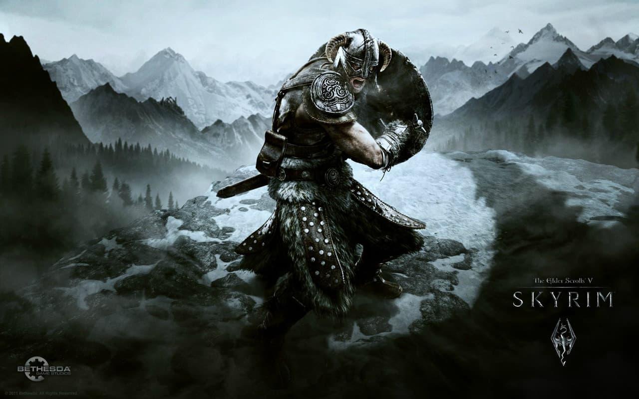 Xbox One The Elder Scrolls V: Skyrim