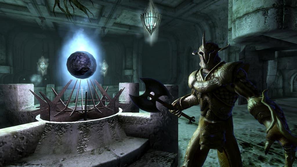 The Elder Scrolls IV: Knights of the Nine Xbox