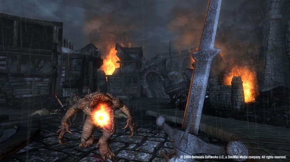 The Elder Scrolls IV: Oblivion Xbox 360