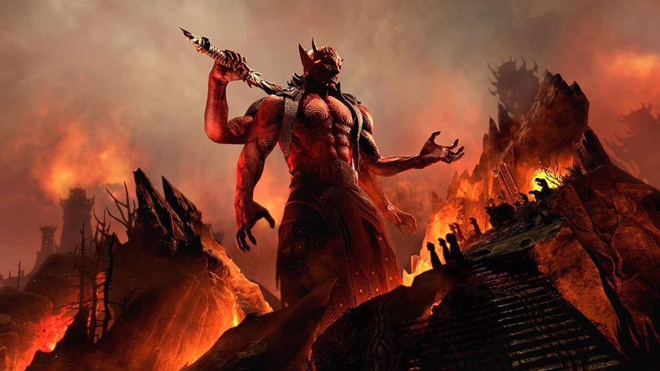 The Elder Scrolls Online: Blackwood Xbox One
