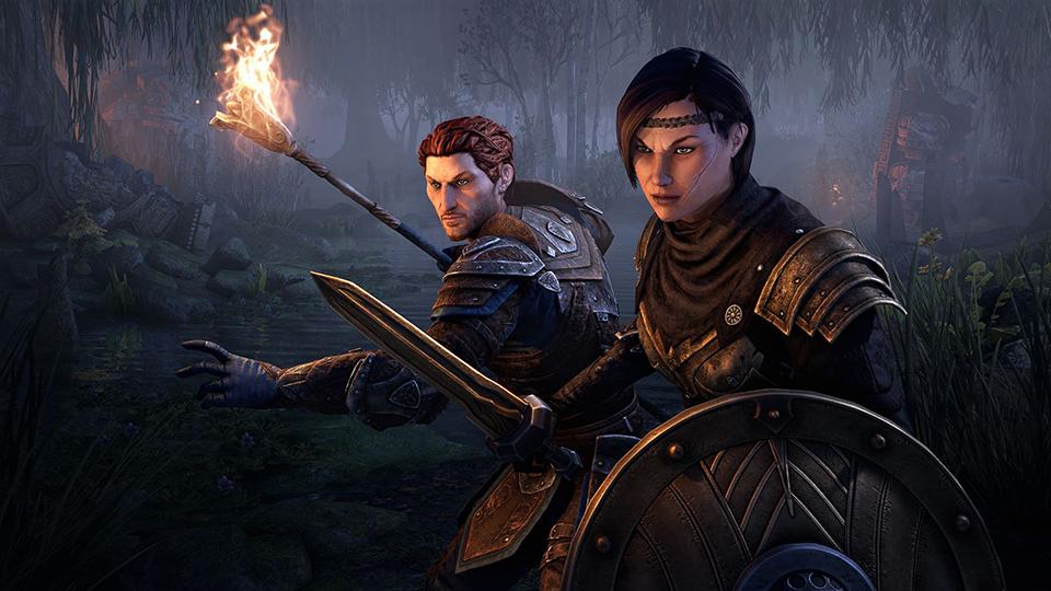 Xbox One The Elder Scrolls Online: Blackwood