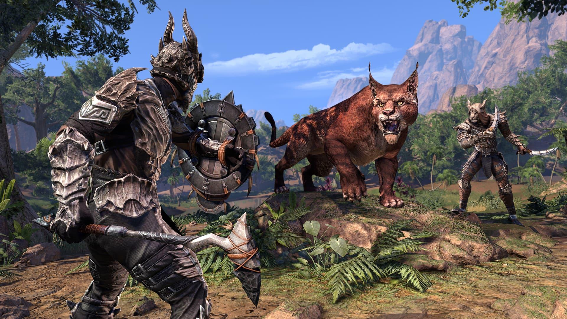 Xbox One The Elder Scrolls Online - Elsweyr
