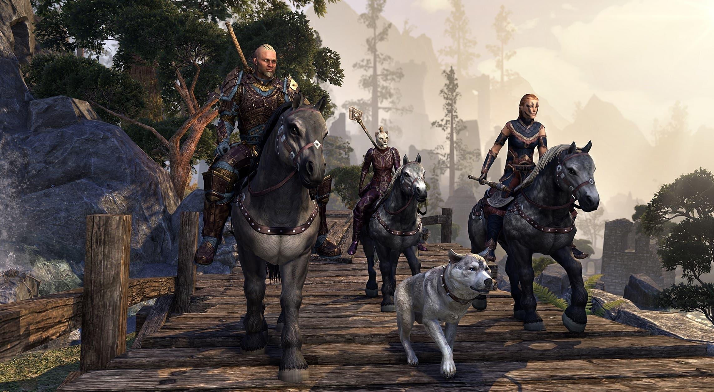 The Elder Scrolls Online: Tamriel Unlimited - Image n°6