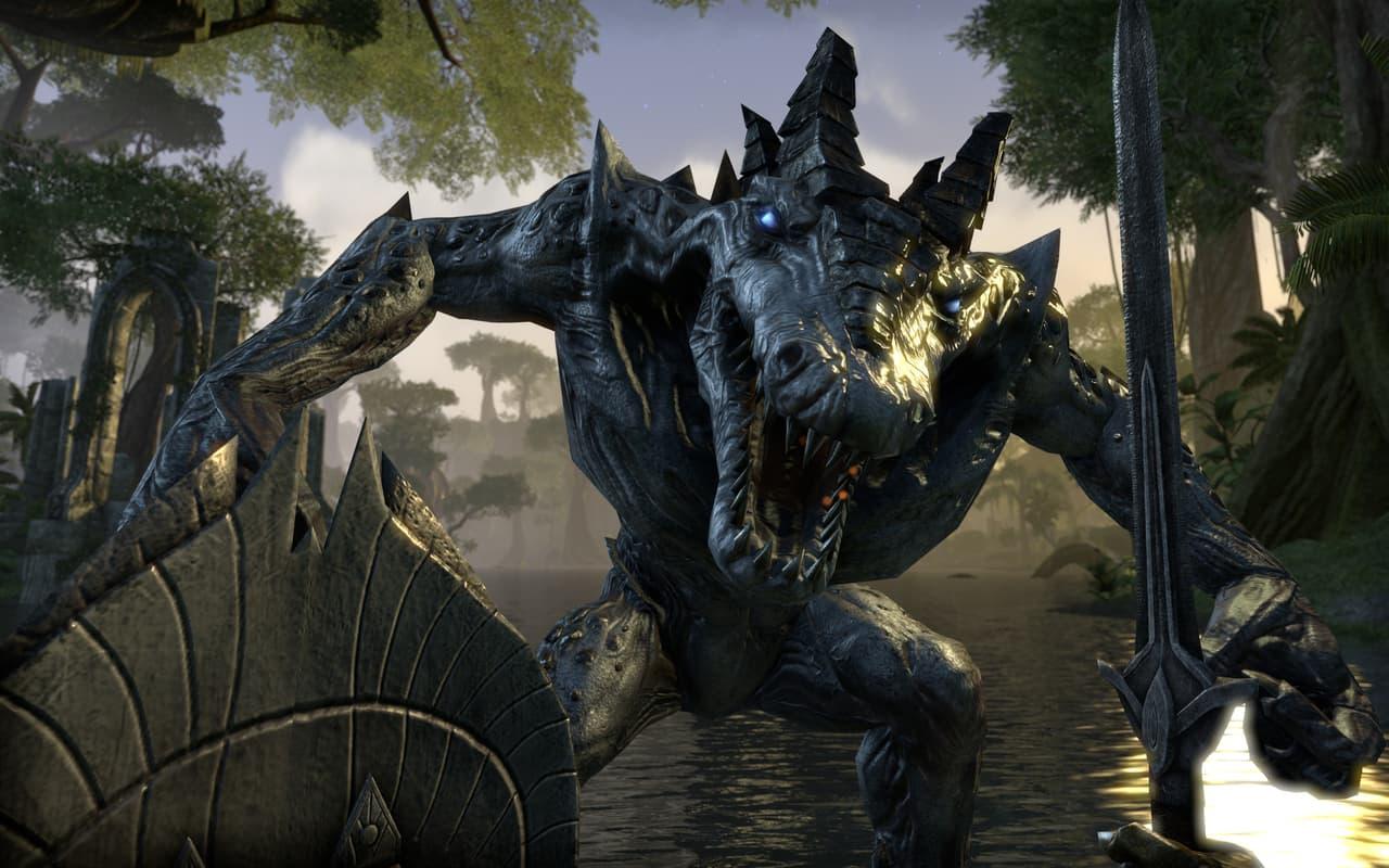 Xbox One The Elder Scrolls Online