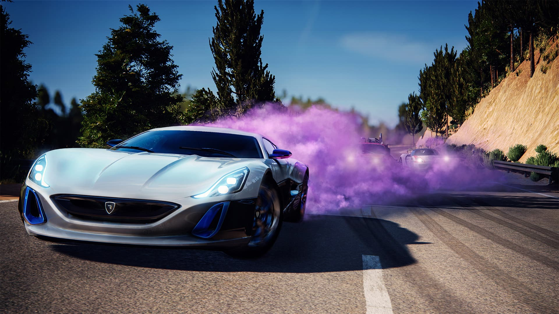 The Grand Tour Game Xbox One