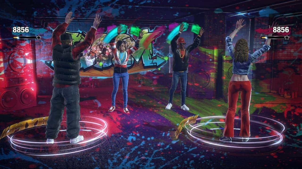 The Hip-Hop Dance Experience Xbox