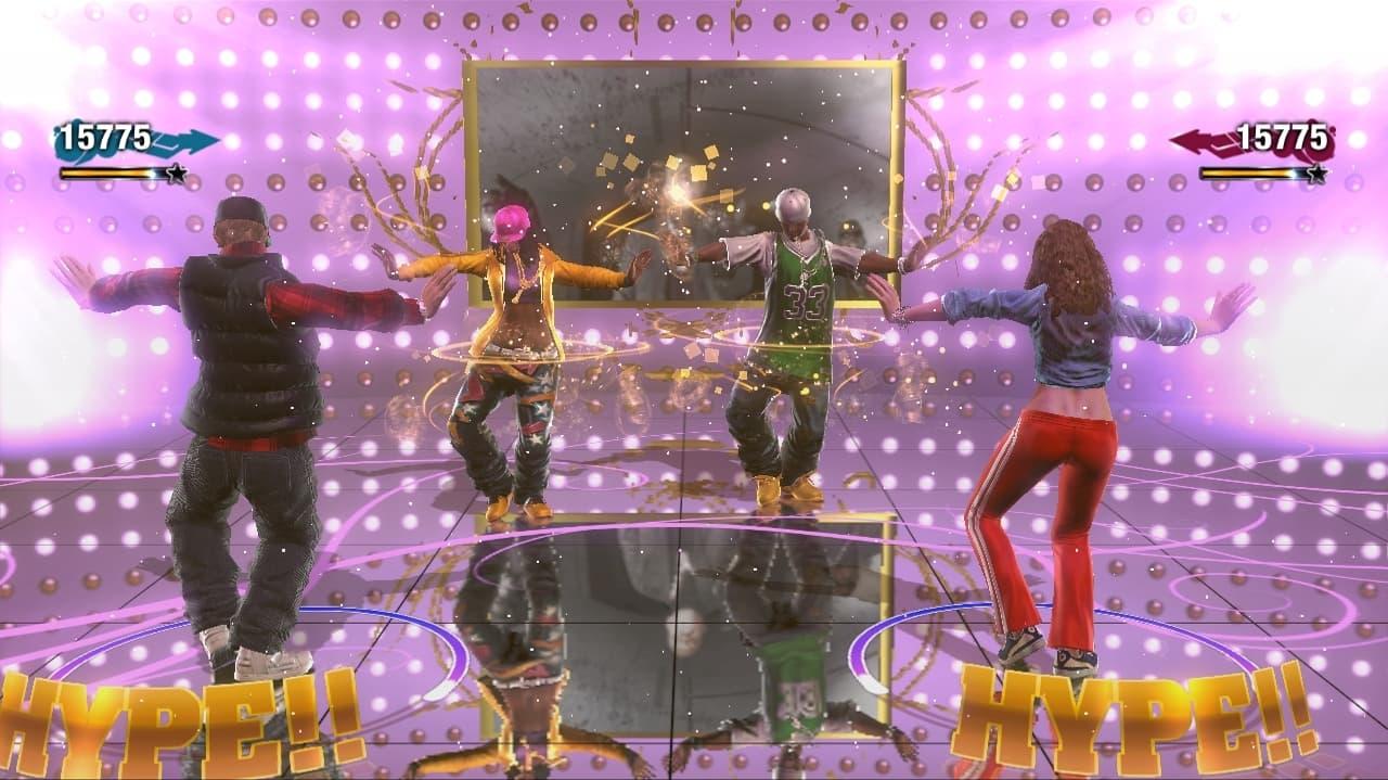 Xbox 360 Kinect The Hip-Hop Dance Experience