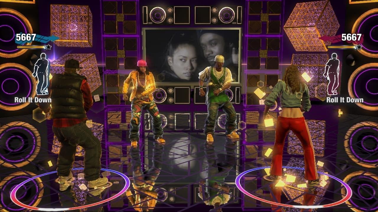 The Hip-Hop Dance Experience Xbox 360 Kinect