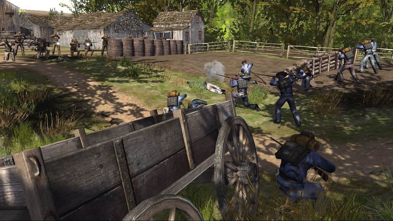 Xbox 360 The History Channel: Civil War: A Nation Divided