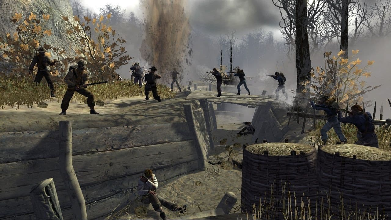 The History Channel: Civil War: A Nation Divided Xbox 360