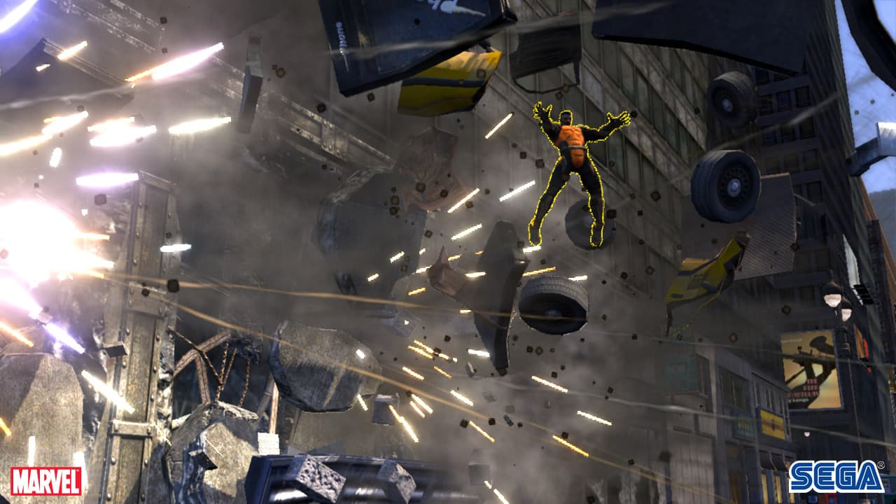 Xbox 360 The Incredible Hulk