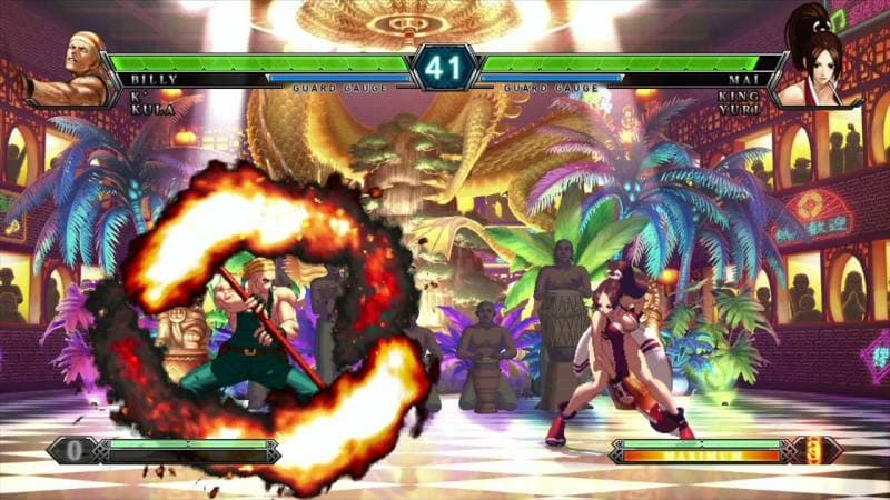 The King of Fighters XIII - Image n°8