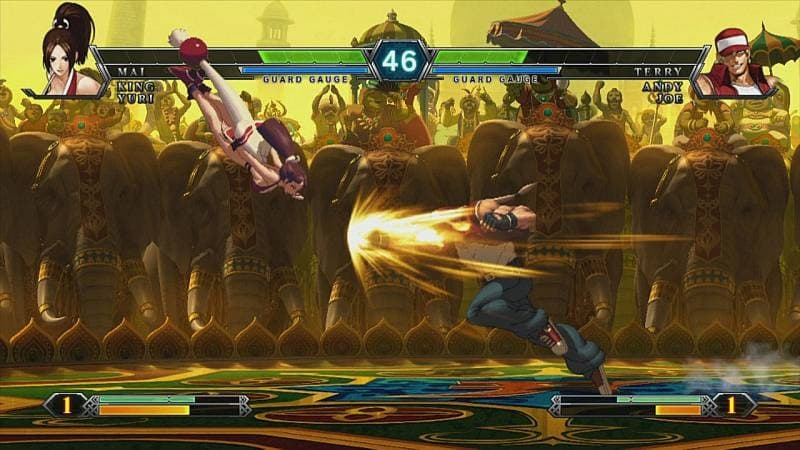 The King of Fighters XIII Xbox