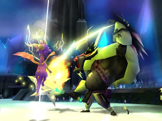 The Legend oph Spyro: A New Beginning