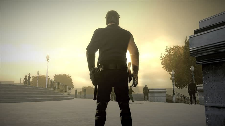 The Outsider Xbox 360