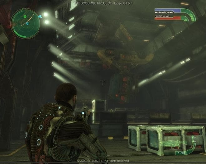 The Scourge Project Xbox