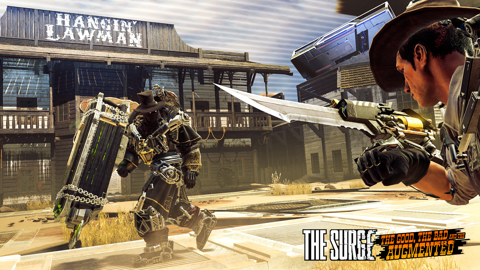 Xbox One The Surge : The Good, the Bad and the Augmented